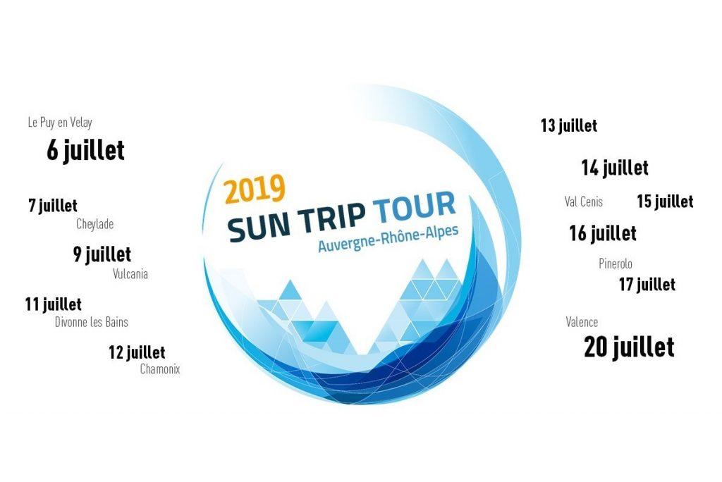 Rendez-vous du Sun Trip Tour 2019