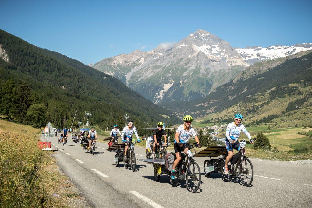 Sun Trip Tour 2019, départ pour Mont Cenis, leplusbeauvoyage.com