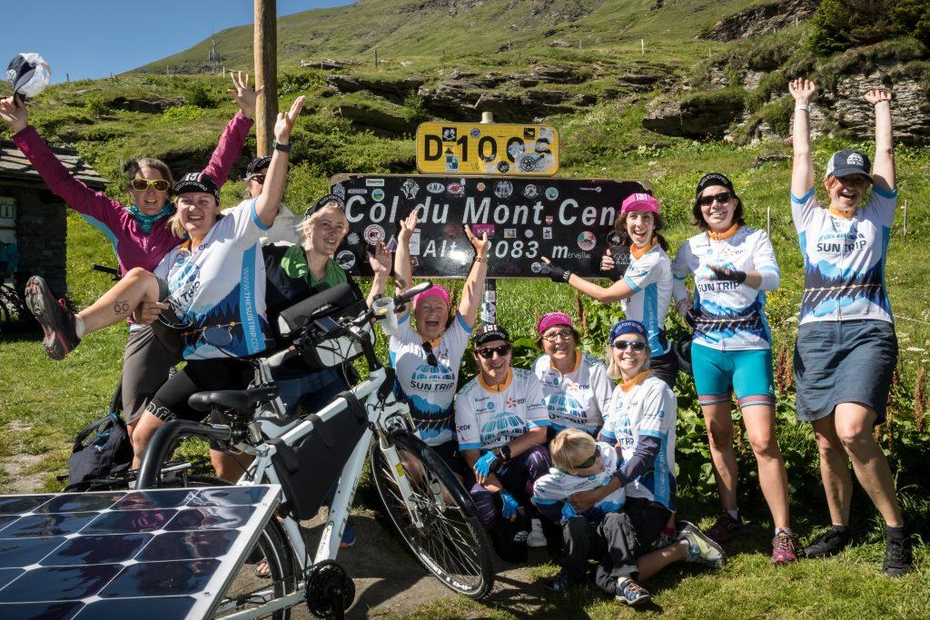 Sun Trip Tour 2019, Elles font du vélo, leplusbeauvoyage.com