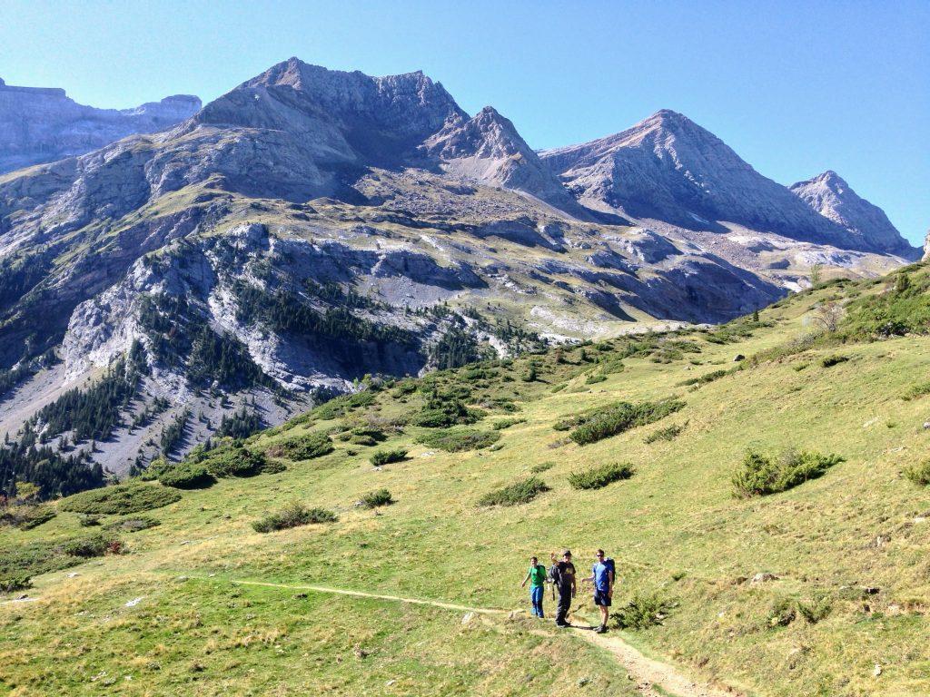 Rando à Gavarnie, Pyrénées, leplusbeauvoyage.com