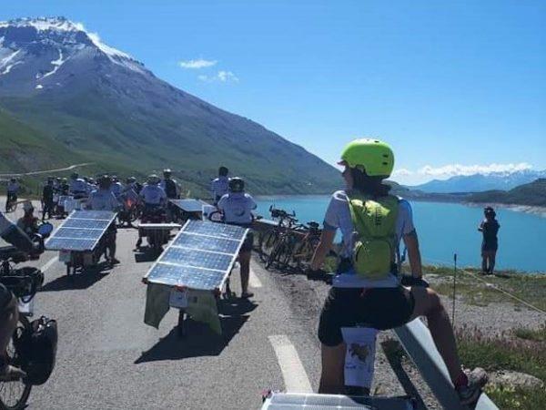Sun Trip Tour, Mont Cenis, vélo solaire, leplusbeauvoyage.com