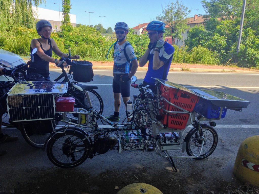 L'incroyable vélo de Paolo, leplusbeauvoyage.com